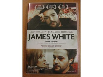 JAMES WHITE - PRISBELÖNAT DRAMA - DVD 2016