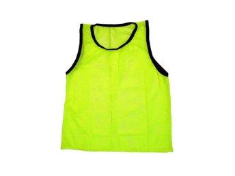 12pcs Adult Training Vest / fotboll träning vest yellow - Shanghai - 12pcs Adult Training Vest / fotboll träning vest yellow - Shanghai