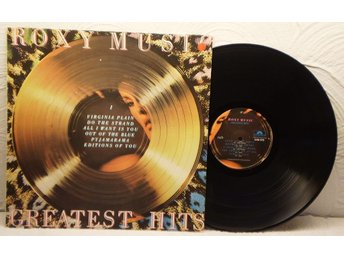 ROXY MUSIC - GREATEST HITS
