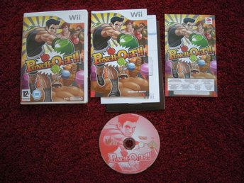 Nintendo Wii Punch Out