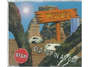 REDNEX - OLD POP IN AN GAK  ( CD MAXI/SINGLE )