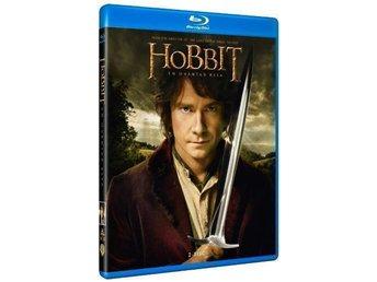Hobbit: En oväntad resa (Blu-ray) Sv omslag Ny och inplastad - Järfälla - Hobbit: En oväntad resa (Blu-ray) Sv omslag Ny och inplastad - Järfälla