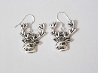 Ren örhängen / Reindeer earrings