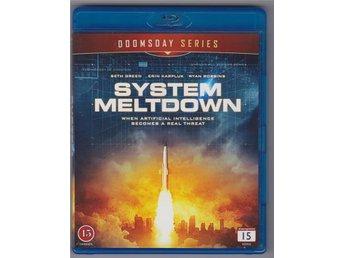 SYSTEM MELTDOWN BLU-RAY DVD - Västra Frölunda - SYSTEM MELTDOWN BLU-RAY DVD - Västra Frölunda