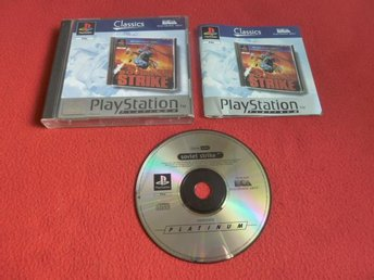SOVIET STRIKE till Sony Playstation PSone