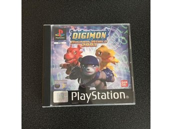 Digimon World 2003 - Playstation (RPG)