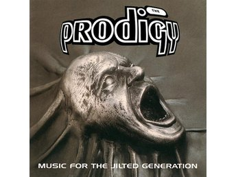 CD -Prodigy ‎– Music For The Jilted Generation