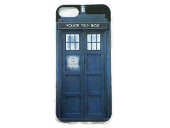 iPhone 8 Tardis Doctor Who Police Box