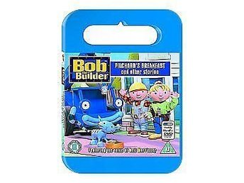 Bob The Builder - Pilchard's Breakfast - Byggare Bob - DVD
