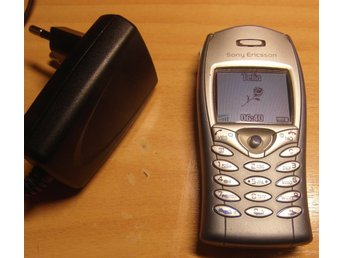 sonyericsson T68 i  med laddare