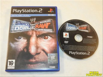 WWE Smackdown! Vs Raw (PS2)