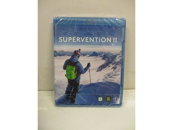 Supervention II (Blu-ray) - MKT FINT SKICK!