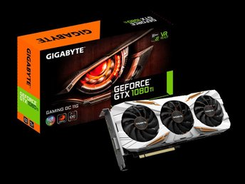 Gigabyte GeForce GTX 1080 Ti Gaming OC HDMI 3xDP 11GB