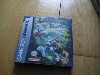Looney  Tunes  Back  in Action - gameboy  advance