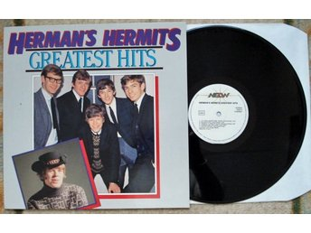 LP Herman´s Hermits-Greatest hits (Holland)