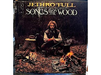 JETHRO TULL - SONGS FROM THE WILD SWE LP CHR 1132