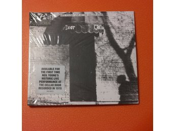 Neil Young - Live At The Cellar Door - Inplastad Digipack