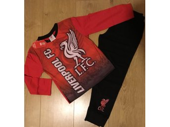 ~Nytt ~ Liverpool Fc Pyjamas Stl 11-12 år ~ London UK~