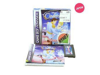 Disney's Cinderella - Magical Dreams (SCN / GBA)
