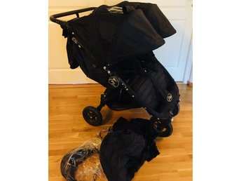 Baby Jogger City Mini Syskonvagn