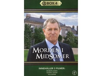 Morden i Midsomer / Box  4 (2 DVD)
