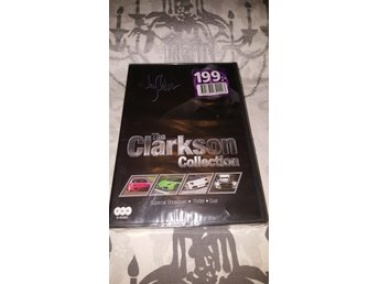 The Clarkson collection 3-DVD *OOP utgången box* INPLASTAD