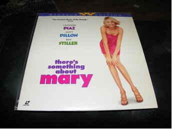 There's something about Mary- AC-3 - Special Widescreen edition 1st  Laserdisc