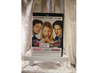 DVD Bridget Jones dagbok (Renee Zellweger, Hugh Grant, Colin Firth)