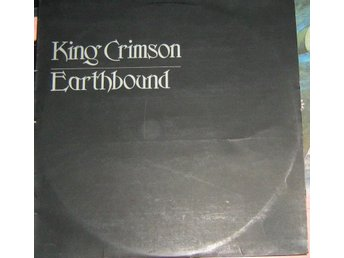 "king crimson LP ""earthbound"