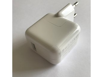 NyttOanvänd! Apple 10W A1357 Original Laddare USB Iphone Ipad