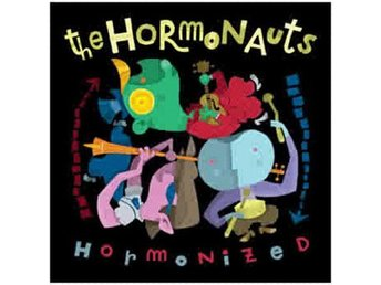 Hormonauts - Hormonized -  CD NY - FRI FRAKT