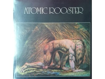 ATOMIC ROOSTER - DEATH WALKS BEHIND YOU NY LP GATEFOLD - Stockholm - ATOMIC ROOSTER - DEATH WALKS BEHIND YOU NY LP GATEFOLD - Stockholm
