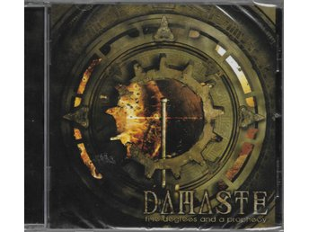 Damaste - Five Degrees And A Prophecy - 2011 - CD - NEW - Bålsta - Damaste - Five Degrees And A Prophecy - 2011 - CD - NEW - Bålsta