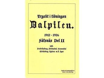 Ur: tidn Dalpilen Säfsnäs del II, Fredriksberg finnmark - Köping - Ur: tidn Dalpilen Säfsnäs del II, Fredriksberg finnmark - Köping