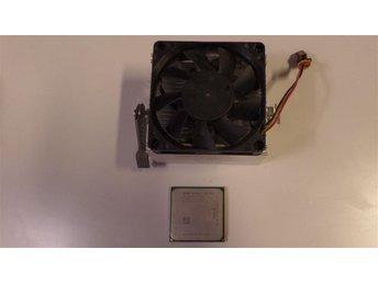 AMD Athlon 64X2 - 3800 med kylfläns & fläkt - Orsa - AMD Athlon 64X2 - 3800 med kylfläns & fläkt - Orsa