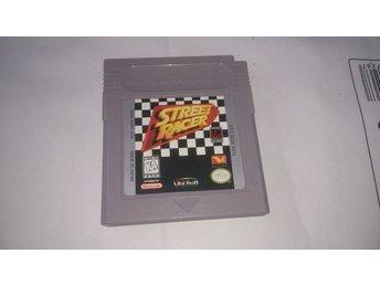 Street Racer Till Game Boy - Kiruna - Street Racer Till Game Boy - Kiruna
