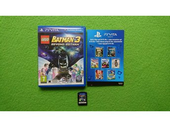 Lego Batman 3 Beyond Gotham Playstation Vita ps vita