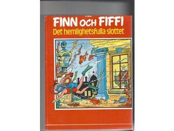 Finn och Fiffi nr 23 skick vf - Skoghall - Finn och Fiffi nr 23 skick vf - Skoghall