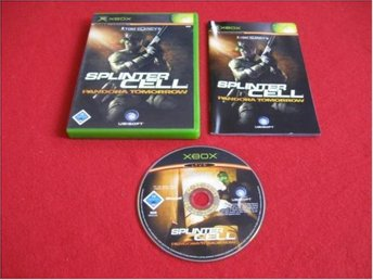 SPLINTER CELL PANDORA TOMORROW till Xbox