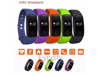 Bluetooth Smart Watch  Svart