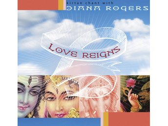 Love Reigns (Cd) 9781591796404