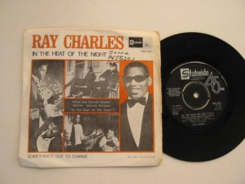 RAY CHARLES IN THE HEAT OF THE NIGHT