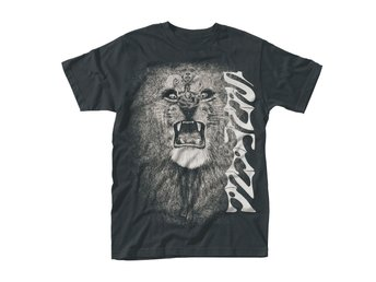 SANTANA WHITE LION T-Shirt - Large