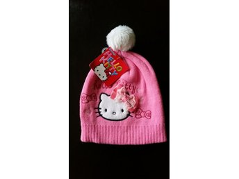 Hello Kitty mössa Rosa F053