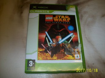 Lego Star wars the video game - Repigt (X-box) komplett