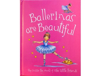 Ballerinas are Beautiful - English Children's book Engelska barnbok