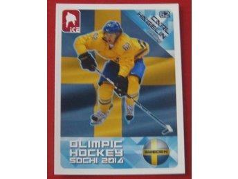 2014 ICE Olimpic hockey Sochi Carl Hagelin # 129 - Kaliningrad - 2014 ICE Olimpic hockey Sochi Carl Hagelin # 169. Utmärkt skick. Betalning system PayPal. Skicka som kommenderat avia internationell post För varje ytterligare kort - 2 kronan. Köparen kontaktas inom 5 dagar! - Kaliningrad