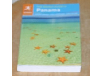 The rough guide to Panama reseguide på engelska Ny !