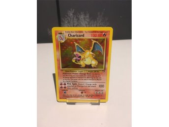 Charizard - 3/110 - Holo Rare Legendary Collection Singles