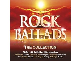 Rock Ballads / The Collection (3 CD)